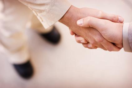 business handshake 5