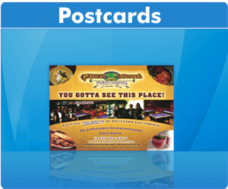 Postcards for your business
