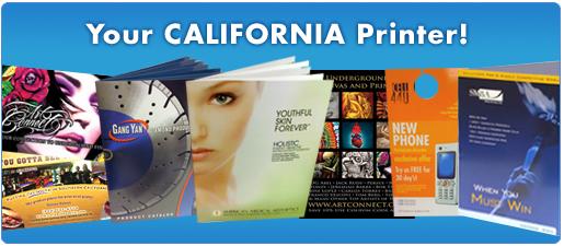 california printing