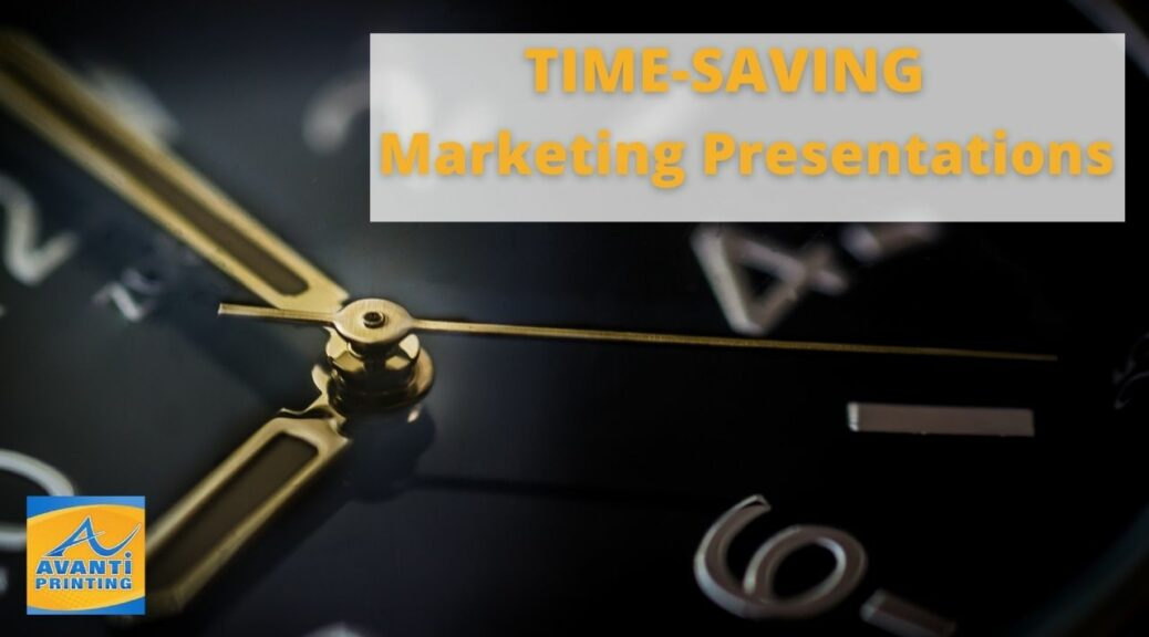 Time-Saving Marketing Presentations With Top Quality Booklet Printing & Binding Services